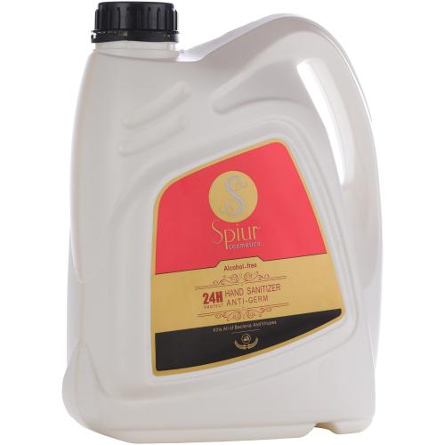 محلول ضد عفونی کننده دست - 4 لیتر - درب ساده